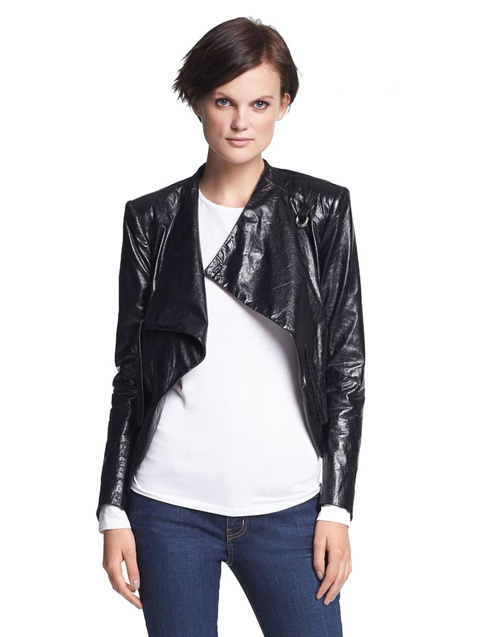 If you've thought about investing in a sharp Helmut Lang leather jacket ($799, originally $1,325) in the past, then now's the time to make your move.