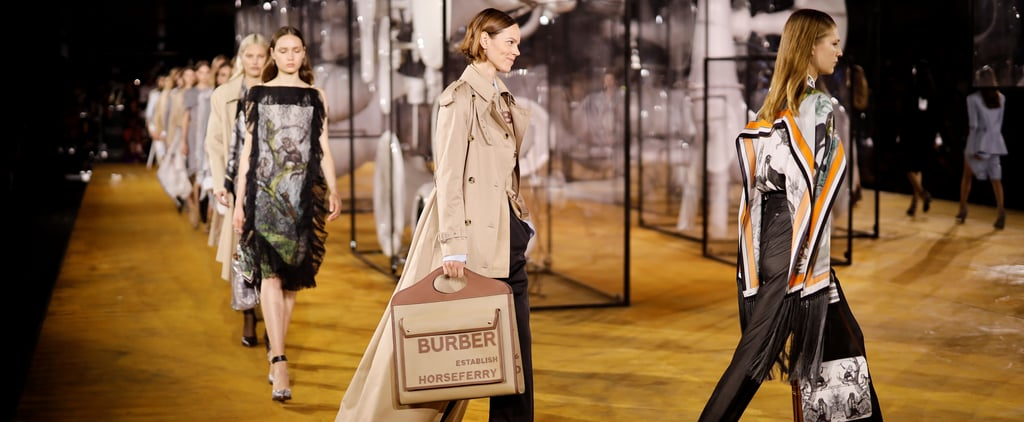 Burberry Launches ReBurberry Fabric For UK Fashion Students