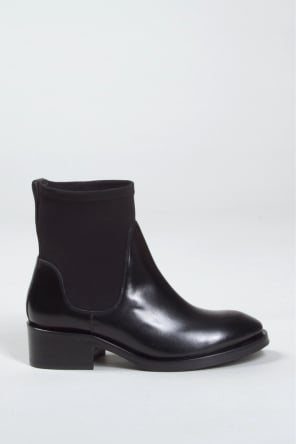 Boots, $749, Acne at Incu