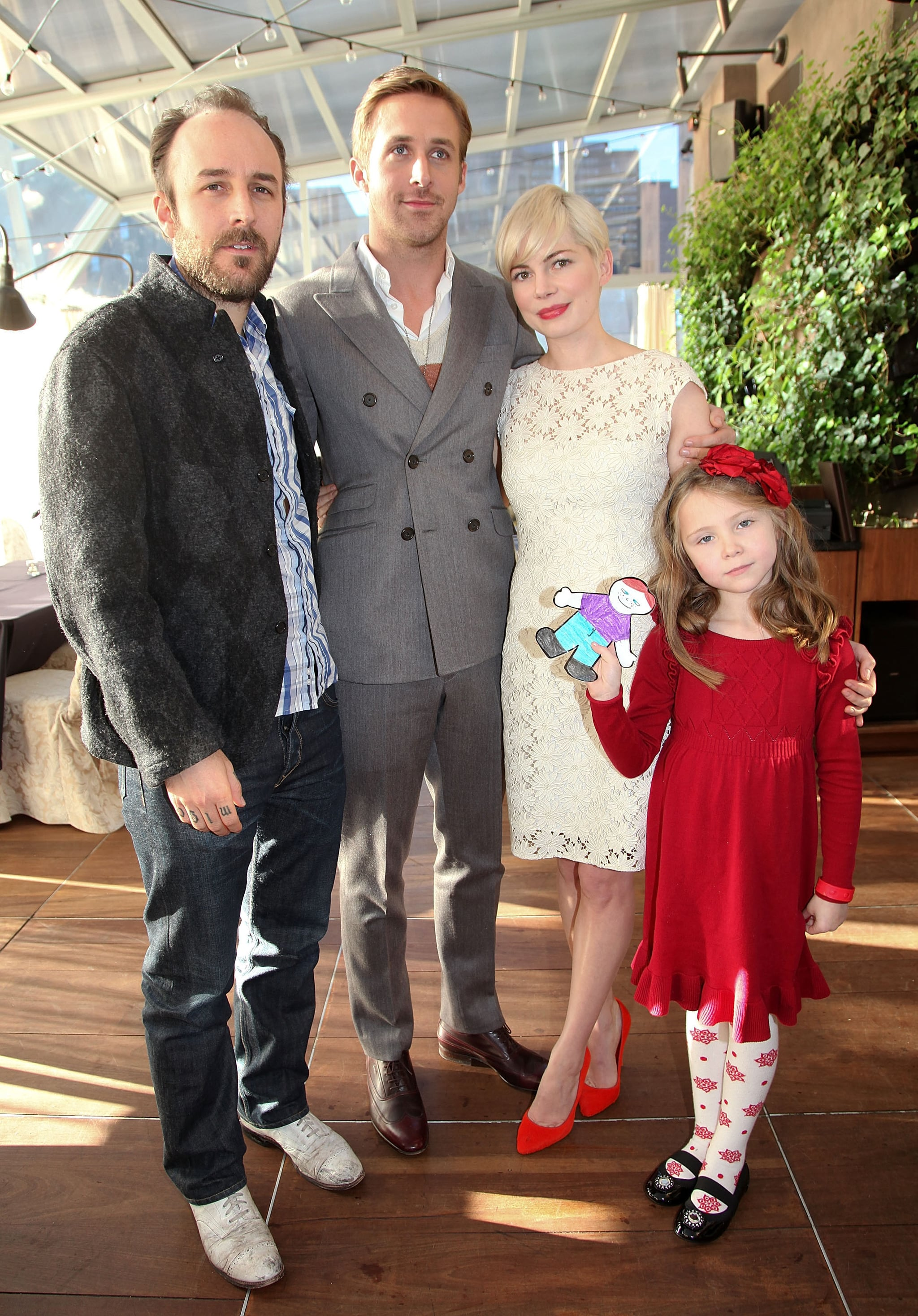 Michelle williams and ryan gosling dating 2011