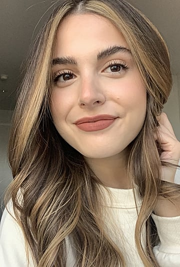 I Tried the Money-Piece Highlights Hair-Colour Trend