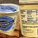 Trader Joe's Organic Classic Oatmeal Cup Nutritional Information