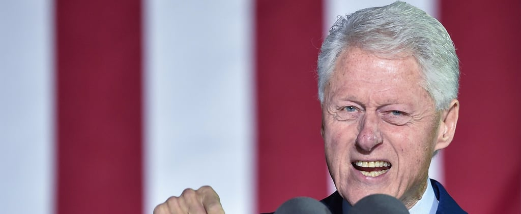 "Bill Clinton Mocks Trump's ""Wire Tapping"" Claims in 1 Clever Tweet"