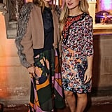 Olivia Palermo and Sophia Webster