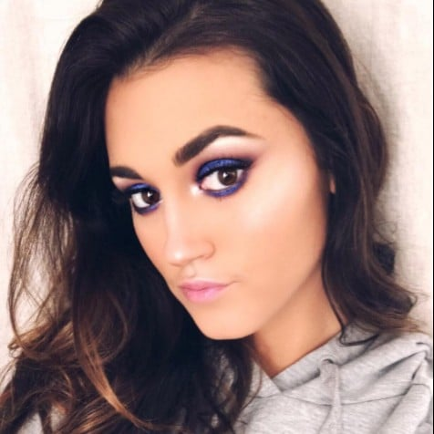 Purple Eye Shadow Ideas From Instagram