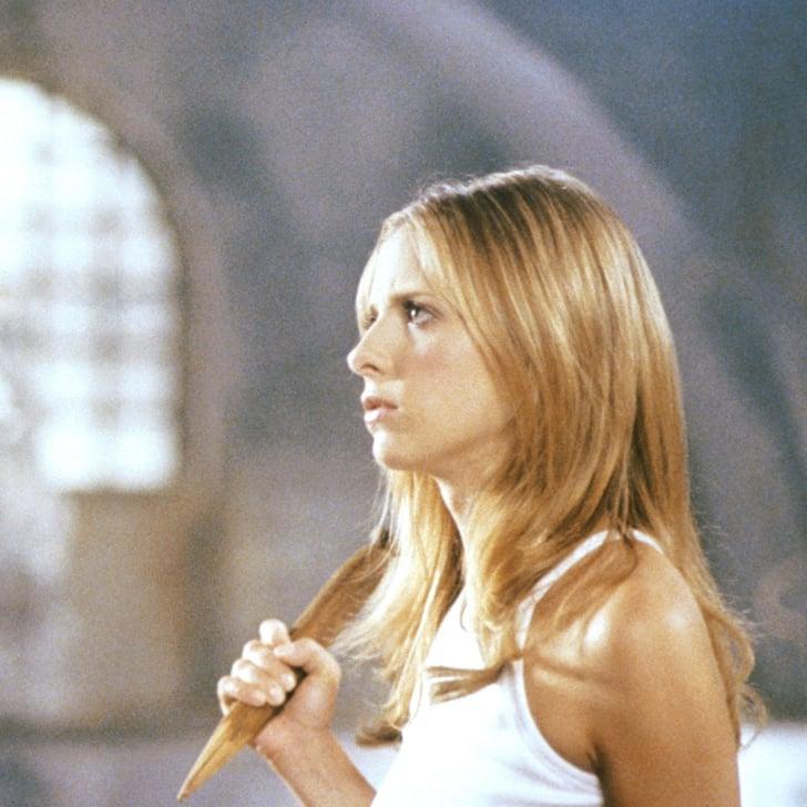Buffy The Vampire Slayer Colouring Book Popsugar Australia Tech