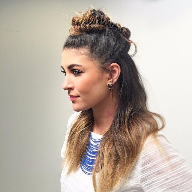 Easy Braided Hairstyles Instagram Popsugar Beauty