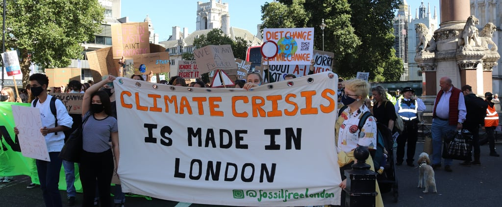 Climate Activists Plead UK Government Prepare For Code Red