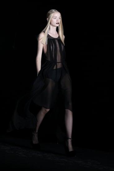 Fall 2011 New York Fashion Week: Theyskens Theory