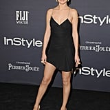October at the Instyle Awards