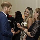 Prince Harry at Sentebale Audi Charity Concert June 2019