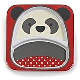 It's panda-monium over at Skip Hop, where the brand's zoo tableware collection features a menagerie of adorable animal plates and bowls ranging from just $4 to $6.