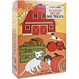 Pumpkin Dog Treats ($4)