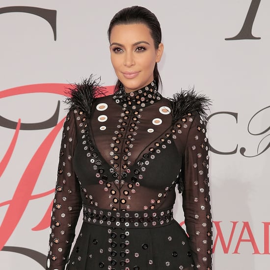 Sheer Dresses at the 2015 CFDA Awards