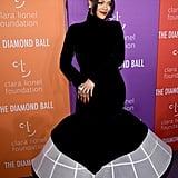 Rihanna at Rihanna's 5th-Annual Diamond Ball