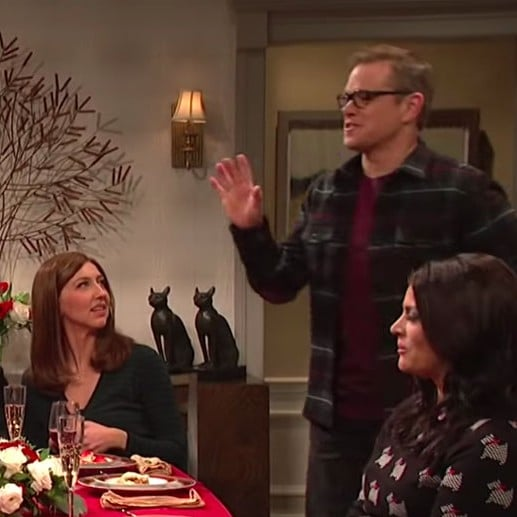 Matt Damon's Weezer Sketch on Saturday Night Live Video