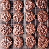 Dessert: Flourless Chocolate Walnut Cookies
