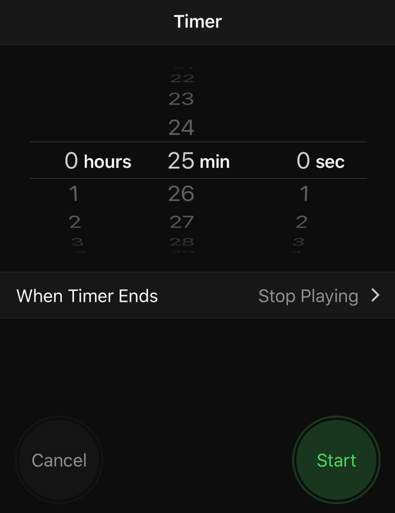 How to Use iPhone's Hidden Sleep Timer