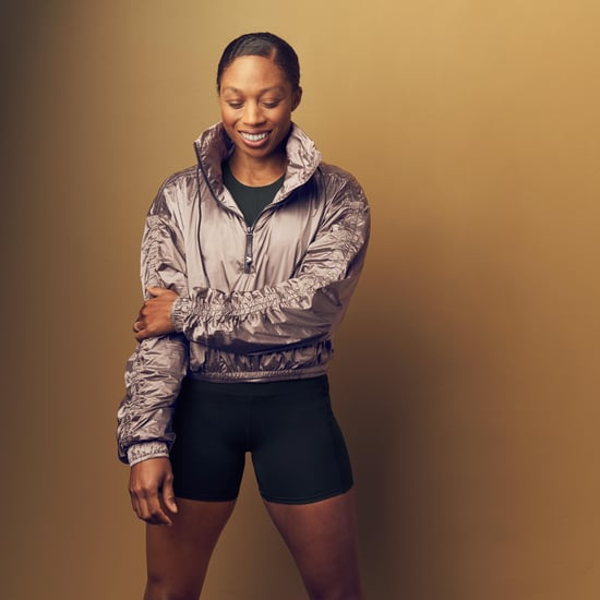 Allyson Felix's New Athleta Collection