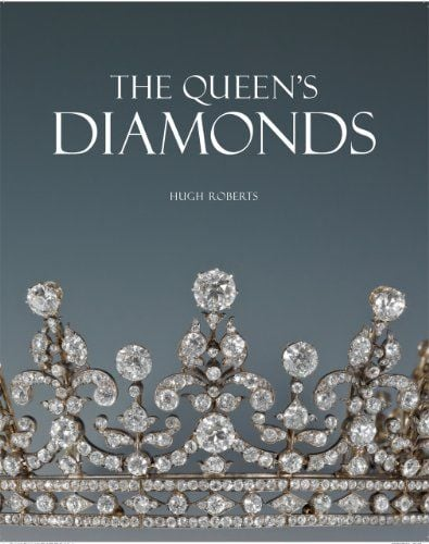 The Queen's Diamond Collection Book