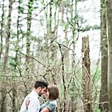 Fairy-Tale Engagement Shoot