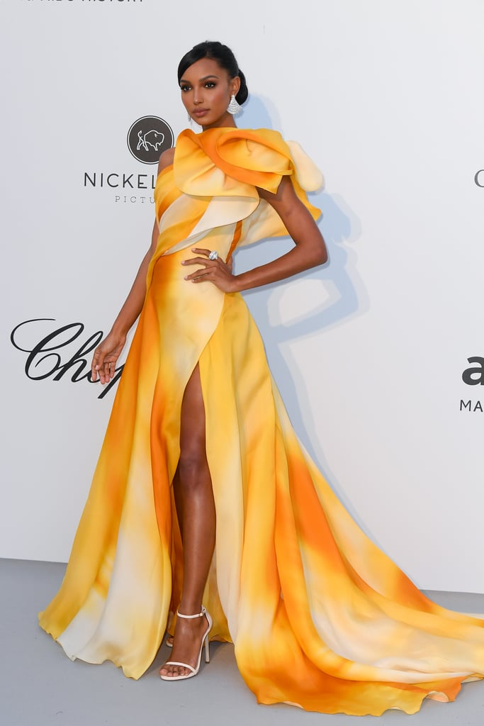 Jasmine Tookes at the amfAR Cannes Gala