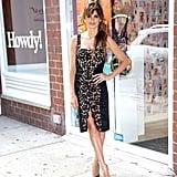 Penélope Cruz Stylish Week in New York and Toronto