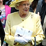 Queen Elizabeth II attended the 2010 festivities.