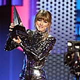 2018: Taylor Swift Took Home 4 Awards