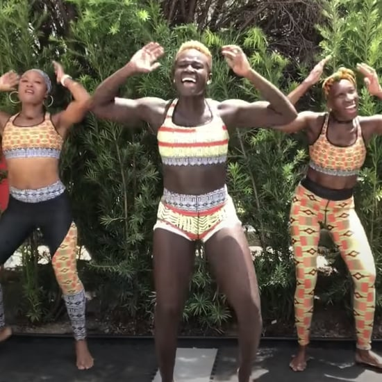 Try This 15-Minute African Dance Workout to Break a Sweat
