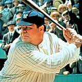 John Goodman made one spot-on Babe Ruth.
