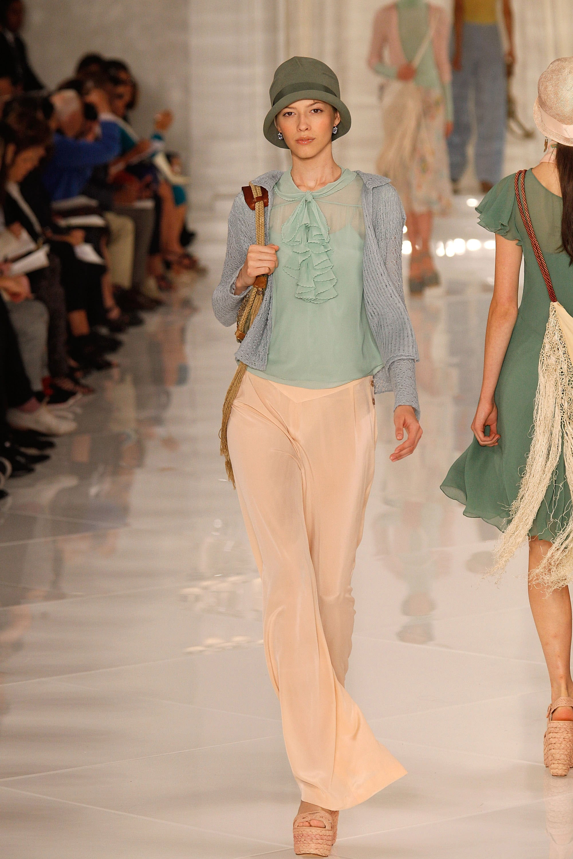 Review and Pictures of Ralph Lauren Runway Show at 2012 ...
