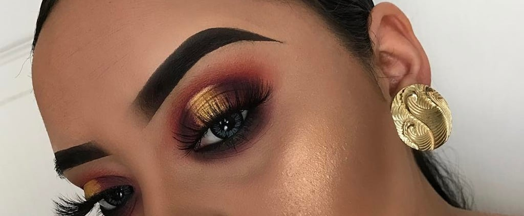 Honeycomb Cut Crease Is the Sweetest Makeup Trend Yet