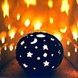Celestial Ceramic Candleholder