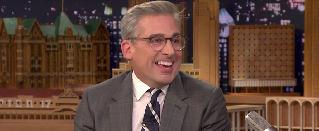 Steve Carell Reveals His Wife's Reaction to His New Silver Fox Status
