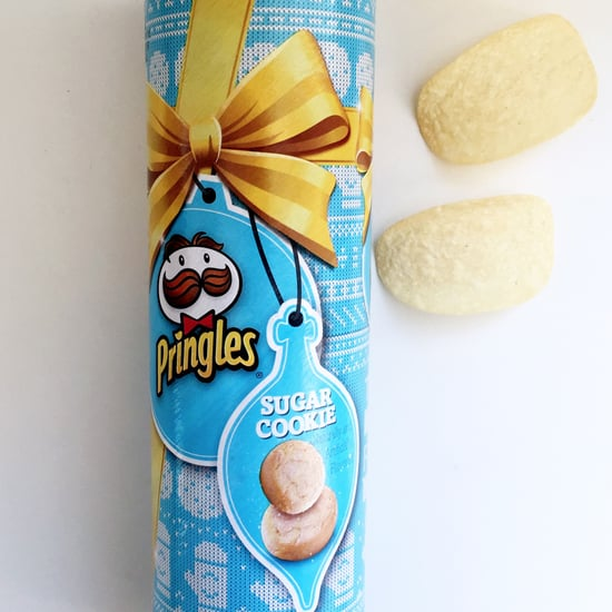 Sugar Cookie Pringles Review