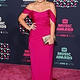 Lauren Alaina at the 2016 CMT Awards