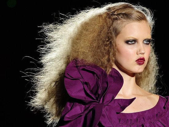 Marc Jacobs Spring 2011 Beauty Look: Francois Nars, Guido Palau, & Jan Arnold Talk Backstage 2010-09-14 20:42:43