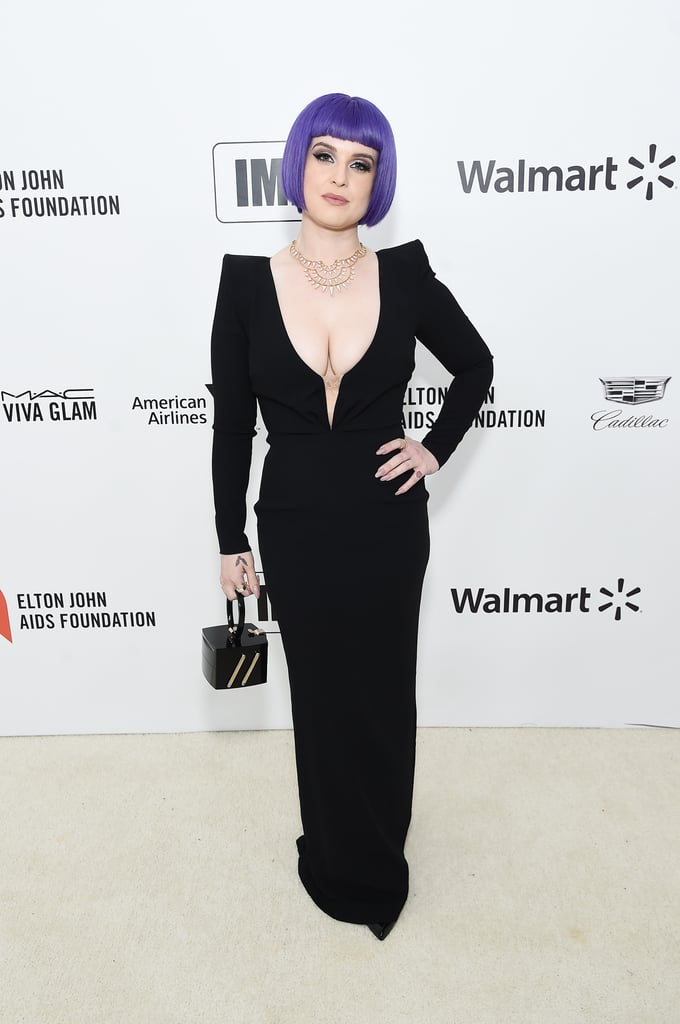 Kelly Osbourne at the 2020 Elton John AIDS Foundation ...Kelly Osbourne 2020 Diet