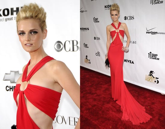 2008 Fashion Rocks: Lydia Hearst