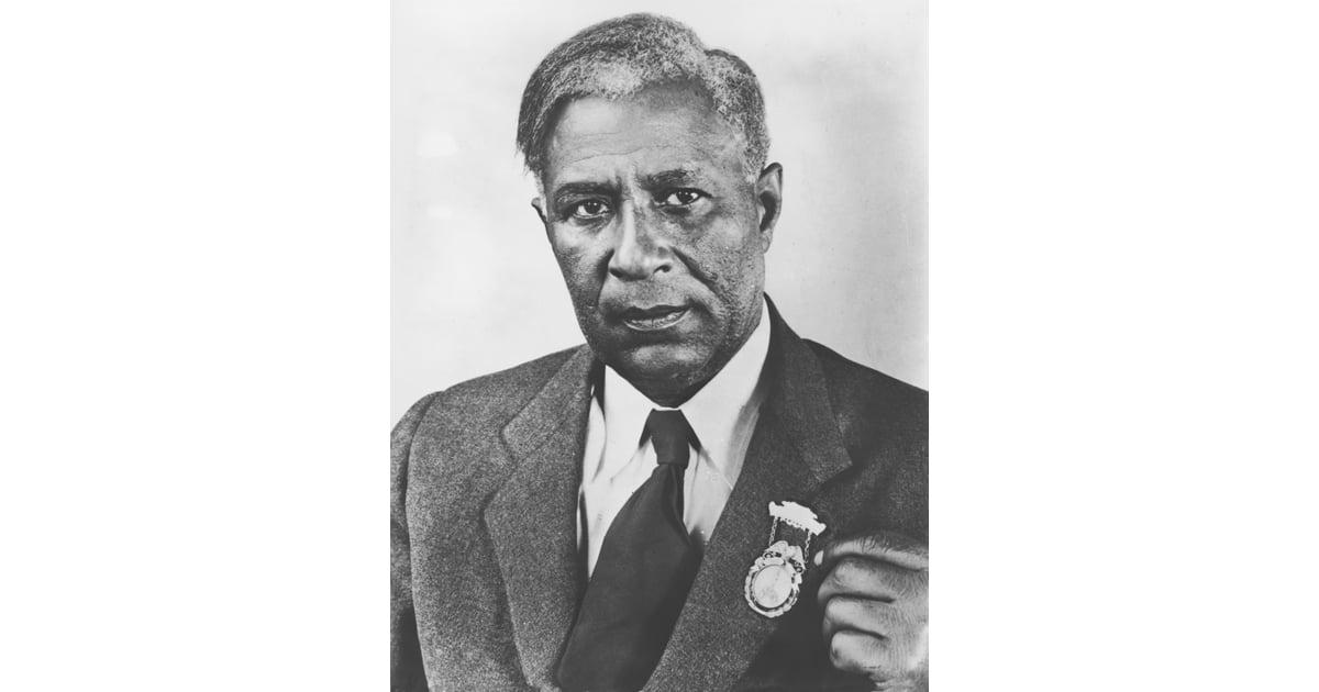 Garrett Morgan Sr 1877 1963 Important Black Figures