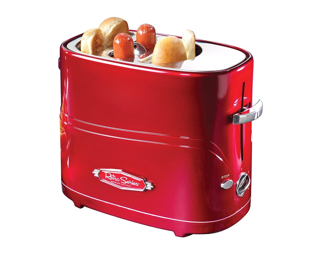 Nostalgia Retro Series Pop-Up Hot Dog Toaster | Unique ...