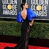 جانينا جافانكار في حفل جوائز الغولدن غلوب لعام 2020