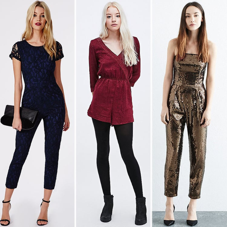 Best Party Jumpsuits and Playsuits For New Year's Eve