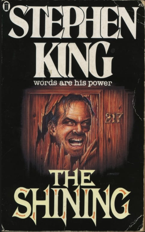 Stephen king the shining book