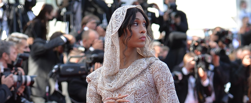 Mj Rodriguez's Etro Dress at the 2021 Cannes Film Festival