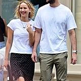 Jennifer Lawrence and Cooke Maroney's Cutest Pictures