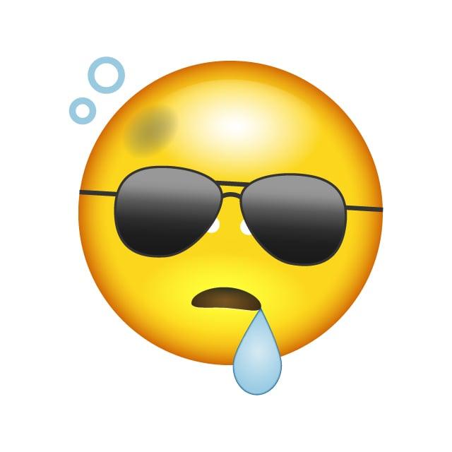Hungover | Emojis We Wish Existed | POPSUGAR Australia ...