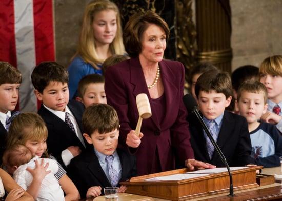 Nancy Pelosi: Birth Control Will Stimulate the Economy
