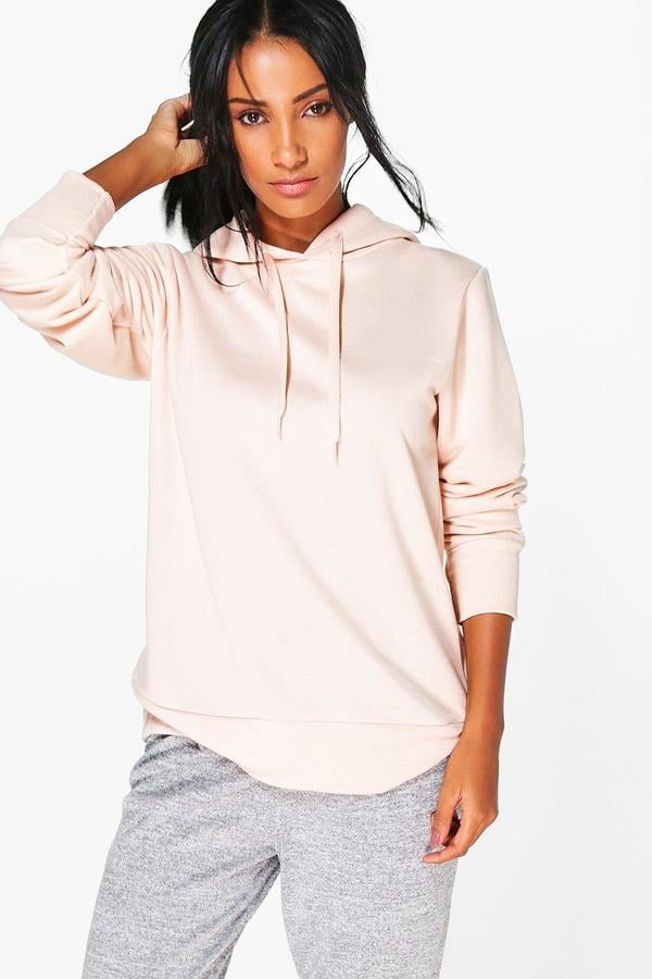 Boohoo Hollie Fit Running Hooded Sweat